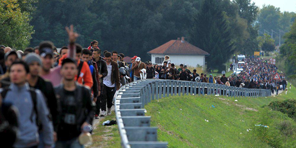 MigrantsCroatie